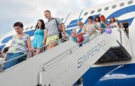 Хорошая погода привлекла в Крым на 11% больше туристов