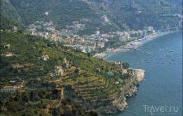 Рецепт отличного пляжного отдыха: амальфитанское побережье Италии