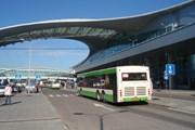 Маршрут автобусов в Шереметьево вновь изменен