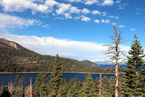 Tahoe. Emerald Bay State Park