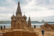 В Санкт-Петербурге пройдет Фестиваль песчаных скульптур
