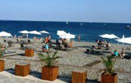 6 пляжей Сочи получили «Голубые флаги» за чистоту