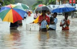 Сильные муссоны грозят затопить Шри-Ланку