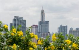 Бангкок. Вид с гостиницы