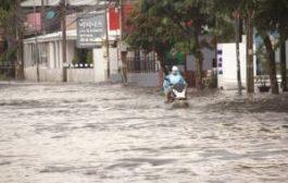 В Таиланде начались дожди. Паттайю уже затопило