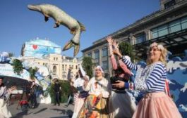 В Москве началась «Рыбная неделя»