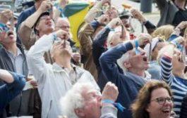 Голландцы на три дня подсядут на слабосолёную селедку