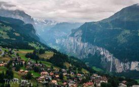 Швейцария, День Конфедерации в Венгене