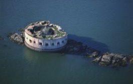 Остров-крепость в Британии продается за 33 млн рублей