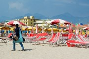Итальянские пляжи очистят от торговцев-нелегалов
