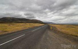 За рулем по Исландии. Лучшие пейзажи из окна автомобиля