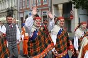 В Праге пройдет большой фольклорный фестиваль