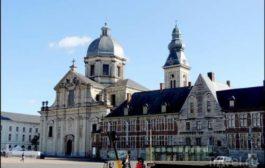 Гент. От Sint-Pietersplein до замка Жерара Дьявола