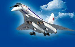 Нереальная фантастика от Boeing! Через Атлантический океан за два часа