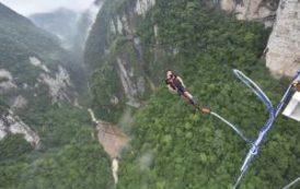 В Китае туристам предложат спрыгнуть с высоты в 260 метров