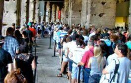Как избежать толп туристов в Риме в высокий летний сезон