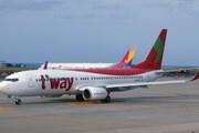 T'Way удвоит частоту полетов Тэгу - Владивосток и откроет линию в Хабаровск
