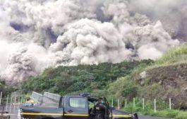 После извержения вулкана в Гватемале начнутся сильные дожди