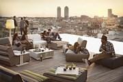 Отели Барселоны открыли свои террасы для всех желающих