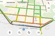 Во Внуково начинается транспортный коллапс