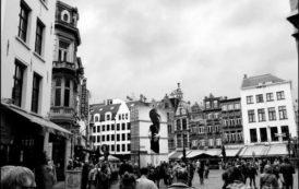 Антверпен. Handschoenmarkt