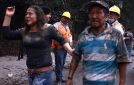 Десятки людей погибли при извержении вулкана в Гватемале