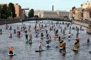В Санкт-Петербурге пройдет водный SUP-карнавал