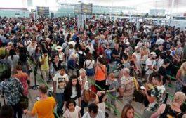 В Барселоне ожидаются проблемы с самолетами, в Париже – с поездами
