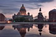 Санкт-Петербург вновь получил