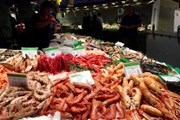 Рынок в центре Барселоны закрыли на реставрацию