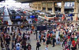 Северный вокзал Парижа реконструируют к Играм 2024 года