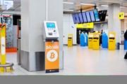 В аэропорту Амстердама тестируют биткоин-банкомат