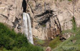 Урочище Джилы-Су. Водопад Султан