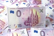 Купюра 0 евро - новый сувенир из Испании