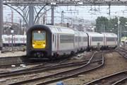 10-11 июня в Бельгии отменено большинство поездов