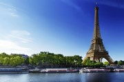 Эйфелеву башню закроют на два дня