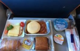 «Аэрофлот» обогнал лидера мирового рейтинга по качеству бортового питания