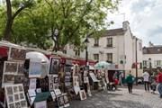 Монмартр может остаться без уличных художников