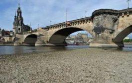 Из-за обмеления рек в Европе меняются круизные маршруты