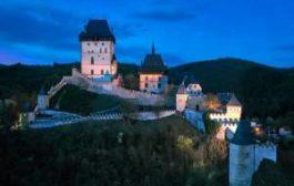 Один раз за все лето чешские замки не закроются на ночь