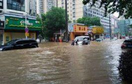 Тайфун «Яги» нарушил движение поездов и авиасообщение в Китае