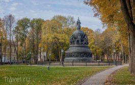 Новгородский детинец: южная часть