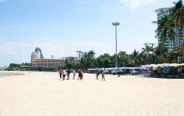 В Паттайе восстанавливают пляжи до их первозданного вида