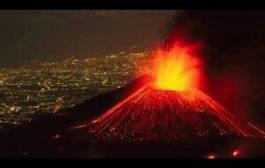 На Сицилии начал извергаться вулкан Этна