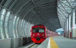 В «Домодедово» строят четырехэтажный терминал для поездов