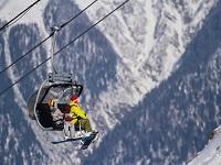 Канатные подъемники на горнолыжных курортах  Сочи начнут готовить к зимнему сезону 20182019