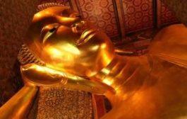 Лежащий Будда в Бангкоке вошел в топ-3 культурных объектов Азии