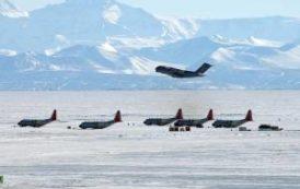 Китайцы строят в Антарктиде аэропорт для туристов