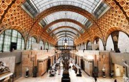 Туристы поставили парижский музей на первое место