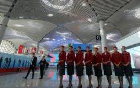 В Стамбуле официально открылся новый аэропорт